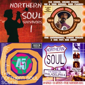 Mr MAC : Absolute Northern Soul, all You need