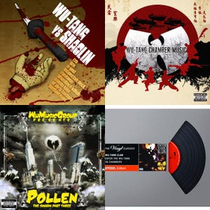 Wu Tang Clan Spotify Playlist Songs