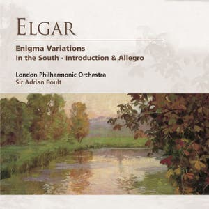 Elgar: Enigma Variations, In the South etc