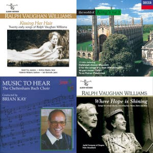 Ralph Vaughan Williams - Complete Chronological Catalogue