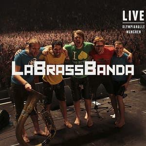 Labrassbanda - Live Olympiahalle München - EP