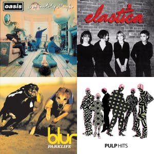 Best Britpop Anthems of the '90s