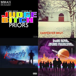 Tim Turi's Retro Synth Playlist