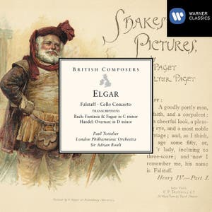 Elgar Falstaff, Cello Concerto etc