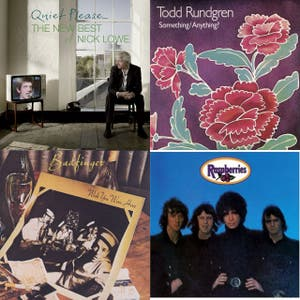 Poptopia - Badfinger, Nick Lowe, The Raspberries, Todd Rundgren, Cheap Trick, The Knack, Big Star, Flamin' Groovies, The Records, Shoes, The Rubinoos, Fotomaker, Let's Active