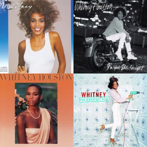 Remembering Whitney Houston playlist