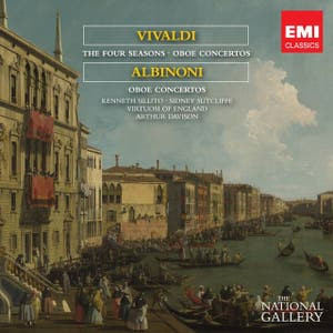 Vivaldi The Four Seasons, Oboe Concertos; Albinoni Oboe Concertos (The National Gallery Collection)