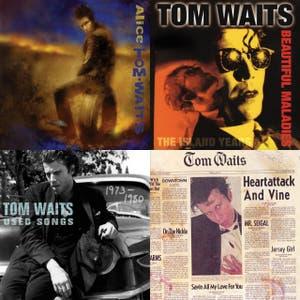 Tom Waits selecció (by www.melomania.cat)