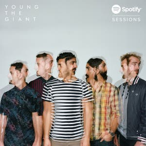 Young the Giant Spotify Sessions