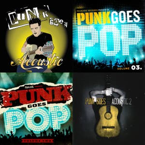 Punk Goes Crunk/Pop/Acoustic