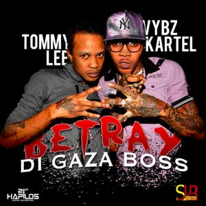 Betray Di Gaza Boss - Single