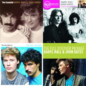 The List: Hall and Oates