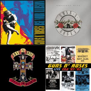 The List: GNR