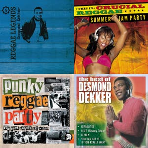 Ska and other Summertime Reggae Goodness