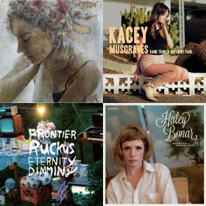 Stellar Songs from 2013