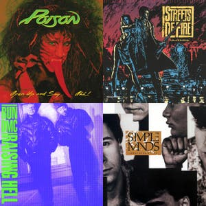80's Massive Playlist