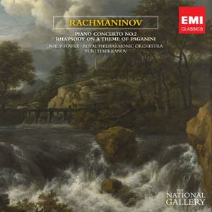 Rachmaninov Piano Concerto No. 2 in C Minor, Paganini Rhapsody [The National Gallery Collection]