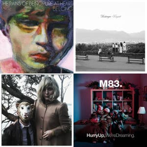 Matthew Baldwin's Favorite Albums of 2011
