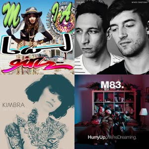 2012 Indie Wedding Playlist