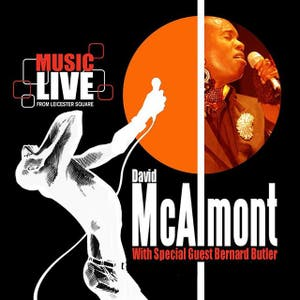 David McAlmont : Live From Leicester Square