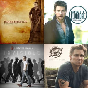 Warner Music Nashville Top Tracks