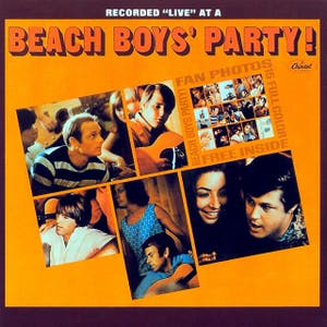 The Beach Boys' Party!/Stack-O-Tracks