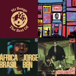 Mr Bongo's Essential Brazilian