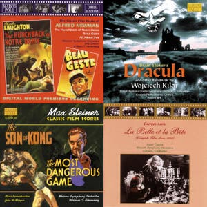 Monster Music: Classic Horror Film Music