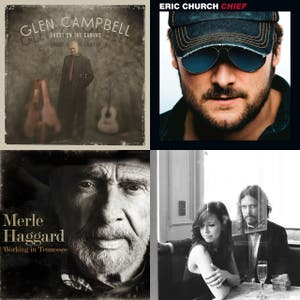 Top 10 Country Albums 2011