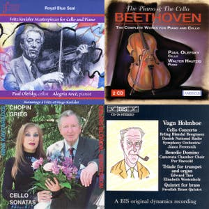 The Strad August playlist