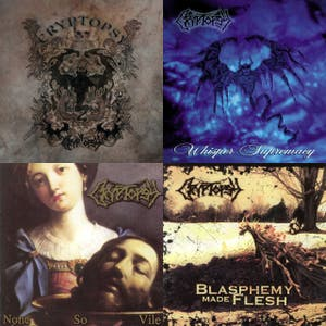 Artists Favorites - Cryptopsy Tracks