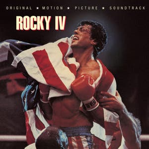 rocky IV soundtrack sly stallone