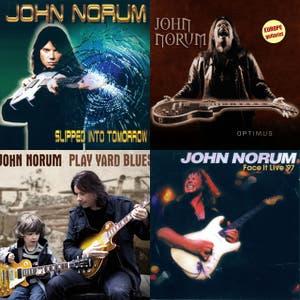 John Norum's tunes