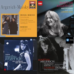 The Sound of Martha Argerich