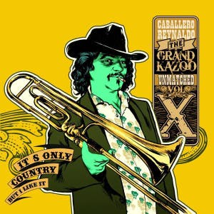 Caballero Reynaldo & The Grand Kazoo
