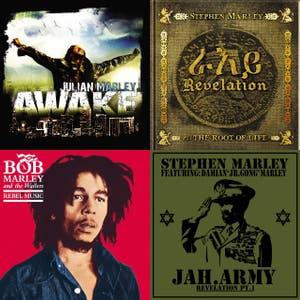 Rohan Marley - Marley Playlist
