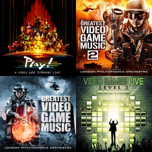Epic Video Game and Film Soundtracks
