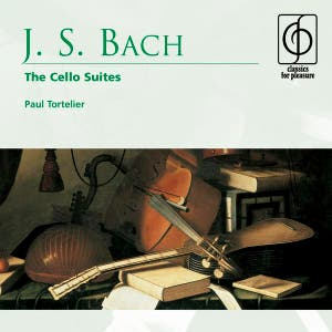 J. S. Bach: The Cello Suites