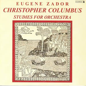 Zador, E.: Christopher Columbus / Studies