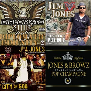 We Fly High: Jim Jones' Top 15 Tracks