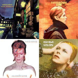 Tue Jan 10, 2012 - Bowie