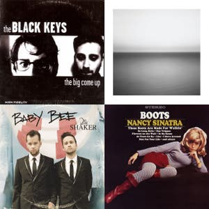 High Heel Leather Boots Playlist