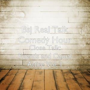 Close Talk: Friends and Casual Attire Vol. 1