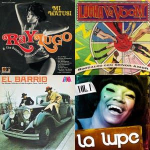 Latin Roots 8: Boogaloo w/ Felix Contreras