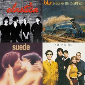 Britpop and the '90s in a day