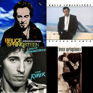 Springsteen Love Songs
