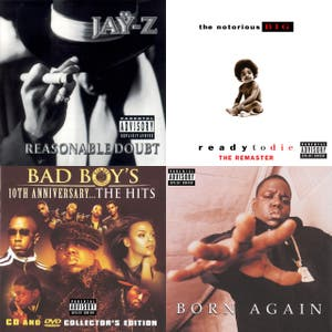 The 10 Biggie Collaborations We Couldn't Live Without