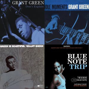 WordPress 3.4 Grant Green playlist