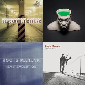 Roots Manuva Spotify Playlist