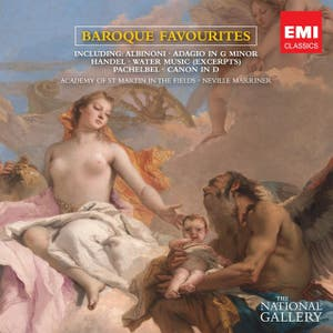 Baroque Favourites [The National Gallery Collection]